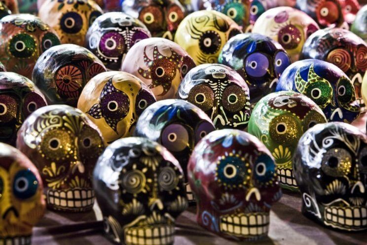 Traditions of Día de los Muertos - Sugar Skulls | The Denver Ear