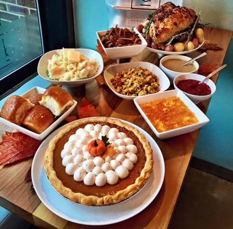 Complete Thanksgiving Takeout Dinner | D Bar Denver | The Denver Ear