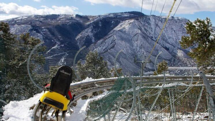 Enjoy Winter Thrill Rides | The Denver Ear
