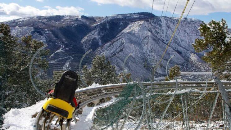 Enjoy Winter Thrill Rides | The Denver Ear