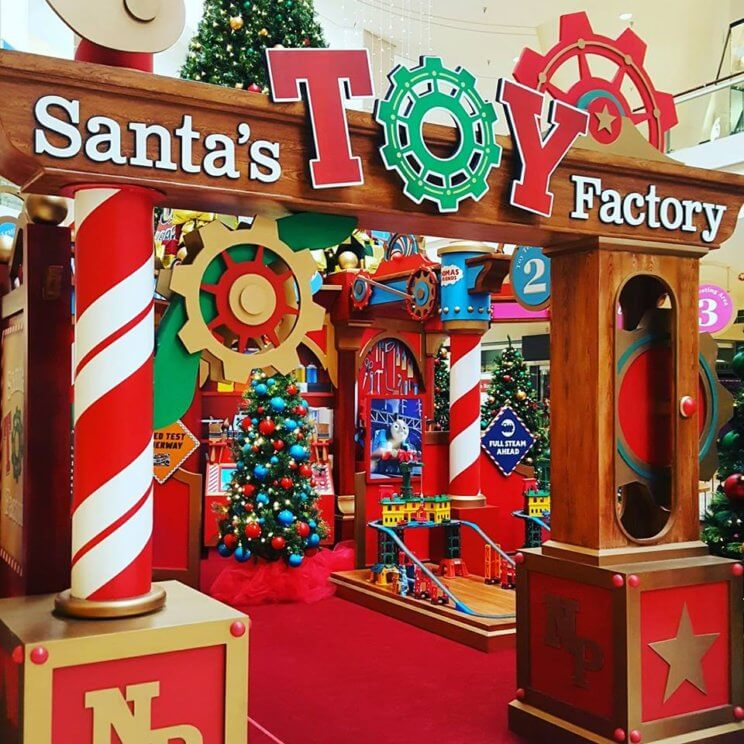 Santa's Toy Factory | The Denver Ear