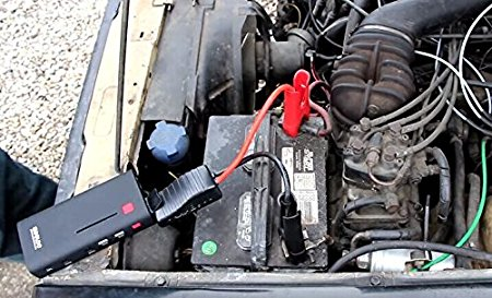 Portable Car Jump Starter | The Denver Ear