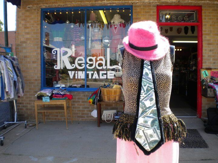 Regal Vintage | The Denver Ear