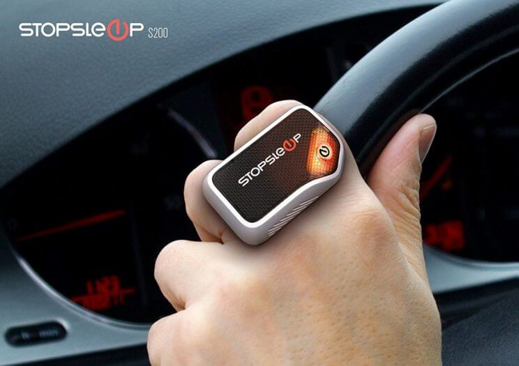 Smart Anti-Sleep Driving Alarm | StopSleep | The Denver Ear