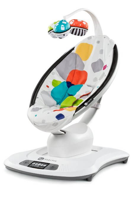 4moms mamaRoo Baby Swing | The Denver Ear