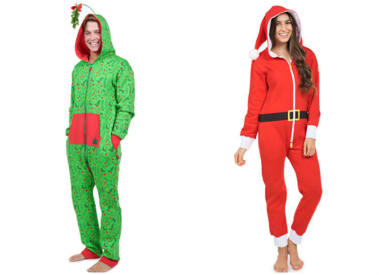 Christmas Jumpsuits | The Denver Ear