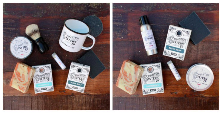 Men's Shaving Gift Set | Spinster Sisters Co. | The Denver Ear