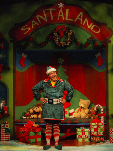 The SantaLand Diaries | Denver Center for the Performing Arts | The Denver Ear