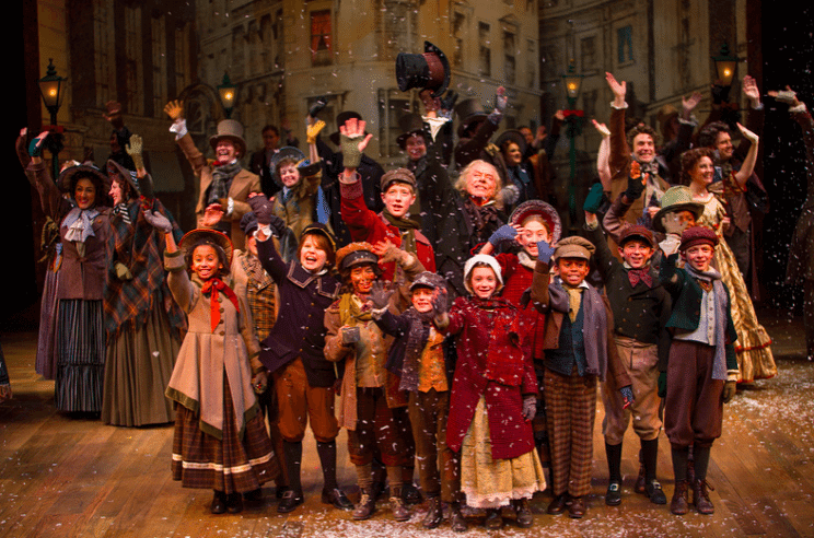 A Christmas Carol | Denver Center for the Performing Arts | The Denver Ear