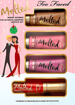 Too Faced Merry Kissmas | The Denver Ear