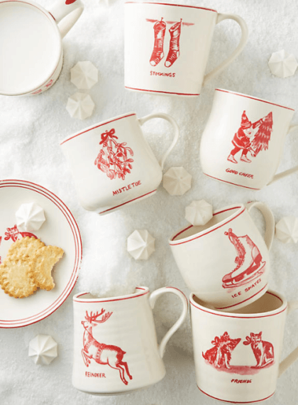 Nostalgic Holiday Mugs | The Denver Ear