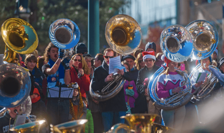 TubaChristmas | The Denver Ear