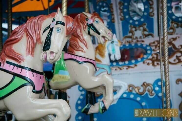 Denver Pavilions Holiday Carousel | The Denver Ear