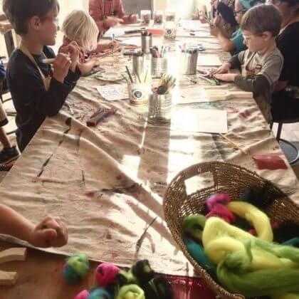School Break Days | The Craftsman & Apprentice | The Denver Ear