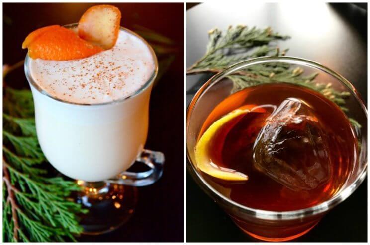 24 Carrot Bistro Holiday Cocktails | The Denver Ear
