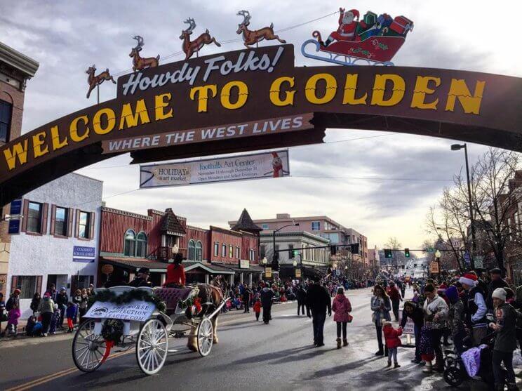Visit Golden | The Denver Ear