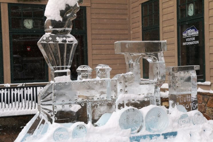 Rock on Ice | Crested Butte | The Denver Ear