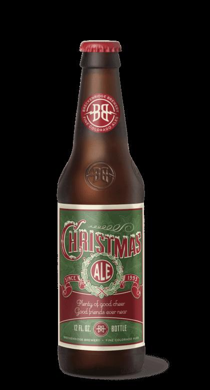 Christmas Ale | Breckenridge Brewery | The Denver Ear