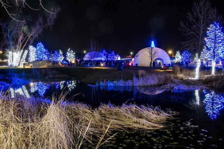 Loveland's Winter Wonderlights | The Denver Ear