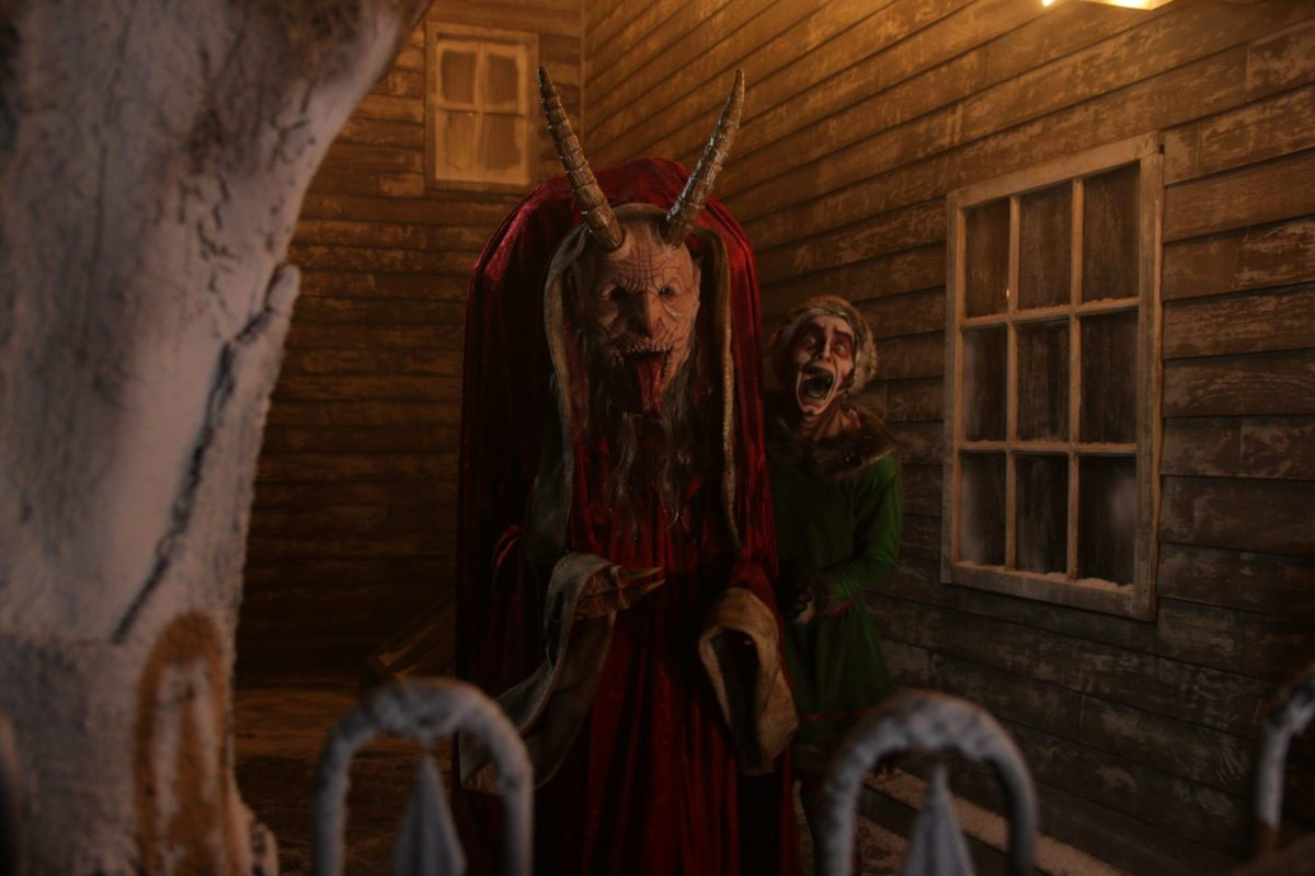 Krampus a haunted christmas the denver ear for 13th floor haunted house