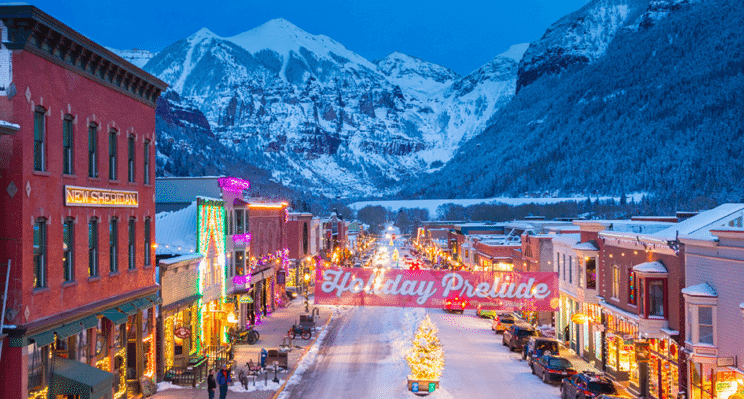 Holiday Prelude 2016 | Telluride | The Denver Ear