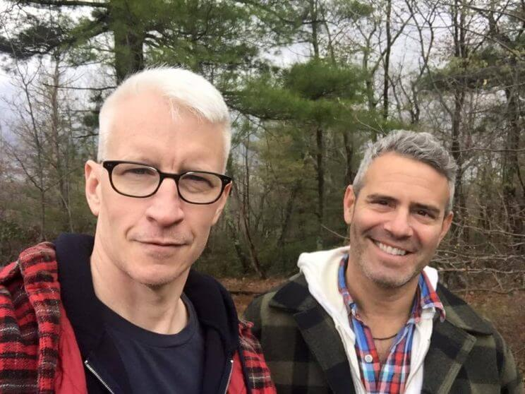 An Intimate Evening with Anderson Cooper and Andy Cohen | The Denver Ear