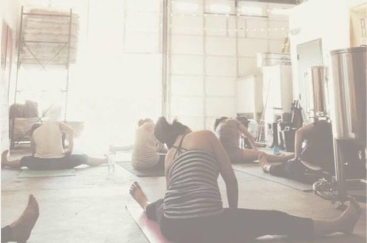 Brewhouse Yoga | Ratio Beerworks & The Yoga Mat | The Denver Ear