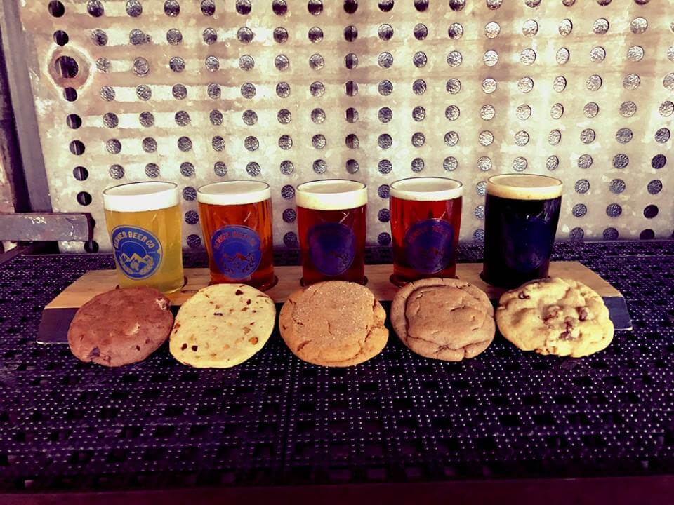 Beer & Cookie Pairing at Denver Beer Co. | The Denver Ear
