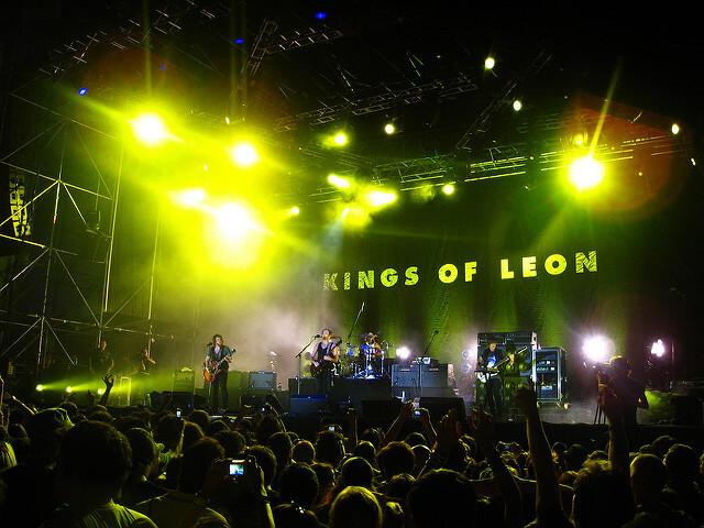 Kings of Leon | The Denver Ear