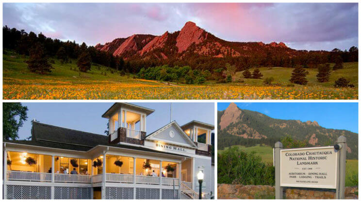 Colorado Chautauqua Lodging | The Denver Ear