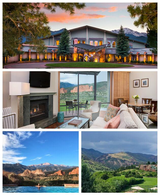 Garden of the Gods Club and Resort | The Denver Ear