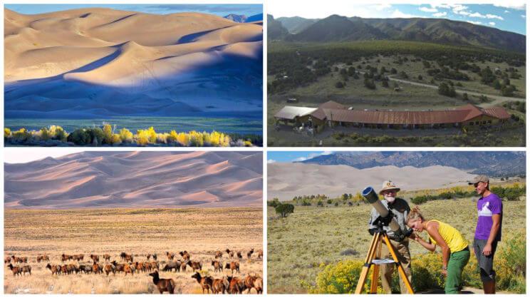 Great Sand Dunes Lodge | The Denver Ear