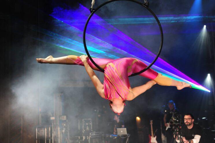 L'Electrique Dollhouse Circus   The Denver Ear