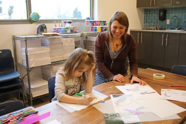 Artist-in-Residence Open Studio | Children's Museum of Denver at Marsico Campus | The Denver Ear