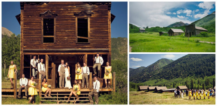 Ashcroft Ghost Town Wedding | The Denver Ear