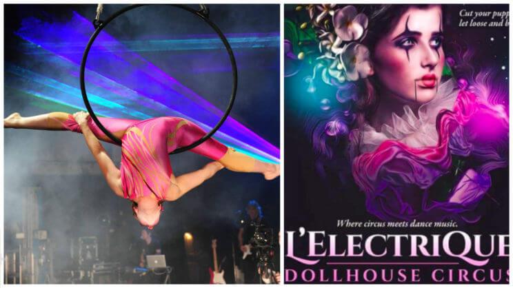 L'Electrique Dollhouse Circus | The Denver Ear