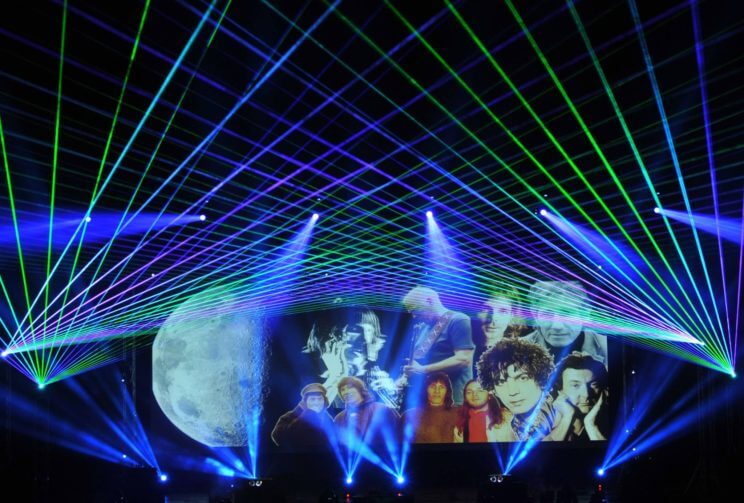Pink Floyd Laser Spectacular | The Denver Ear