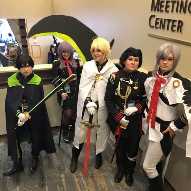 Colorado Anime Fest | The Denver Ear