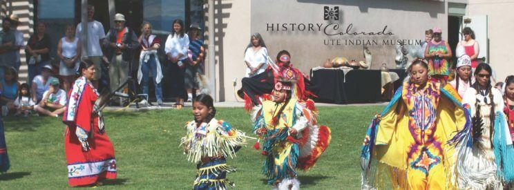 Ute Indian Museum   The Denver Ear