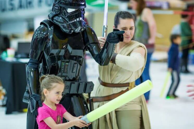 Star Wars at the Hangar | The Denver Ear