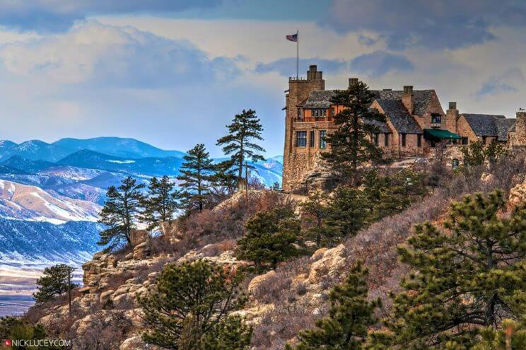 Cherokee Ranch & Castle   The Denver Ear