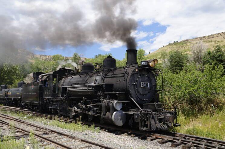 Colorado Railroad Museum | The Denver Ear