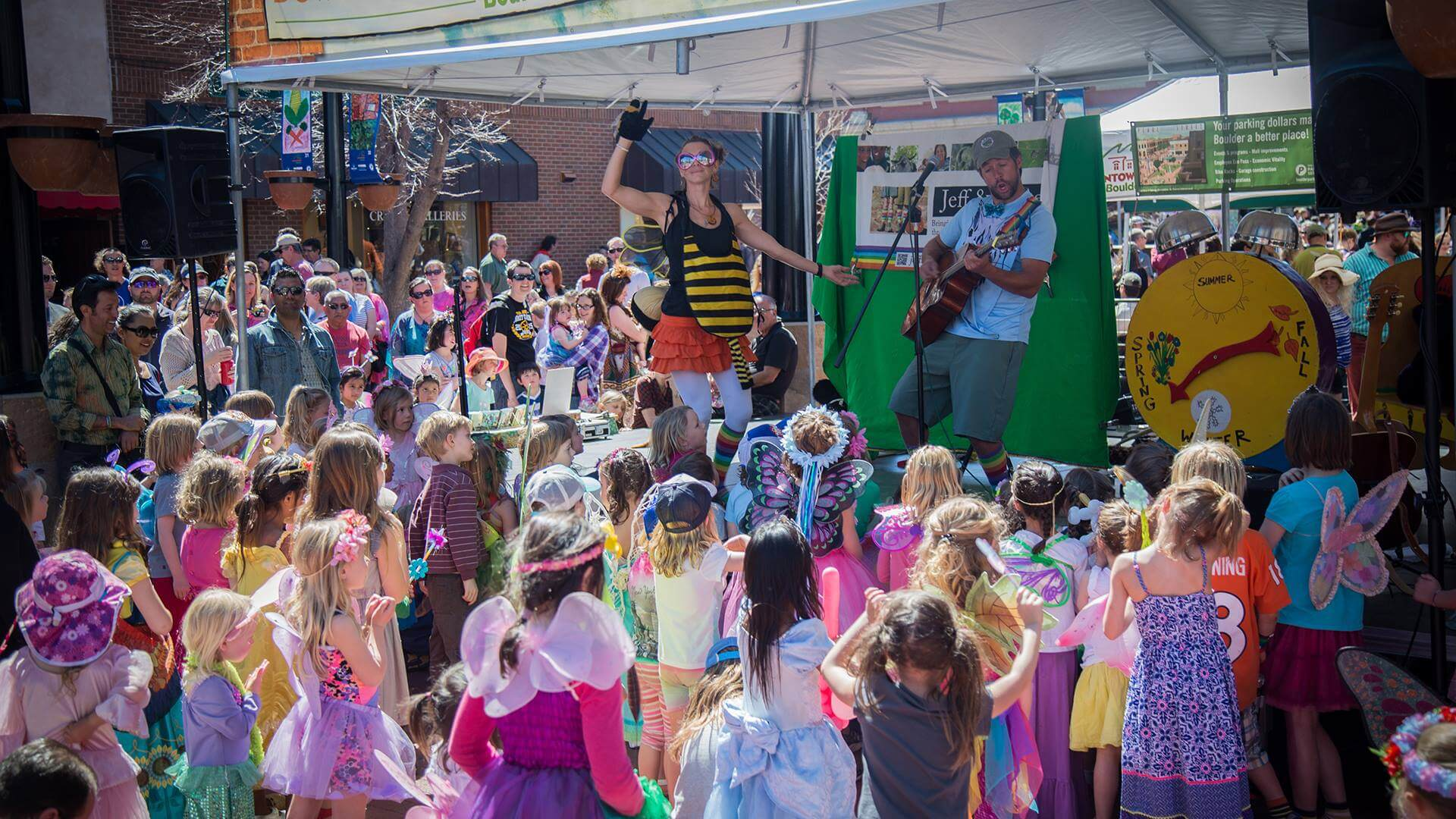 Tulip, Fairy & Elf Festival | The Denver Ear