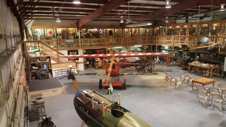Vintage Aero Flying Museum   The Denver Ear
