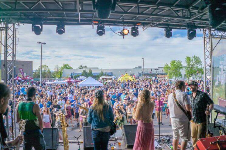 Upslope Get Down | The Denver Ear