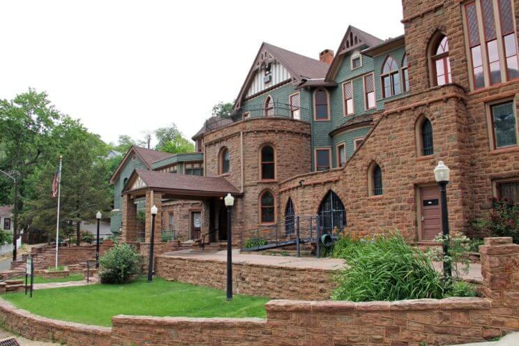Miramont Castle Museum   The Denver Ear