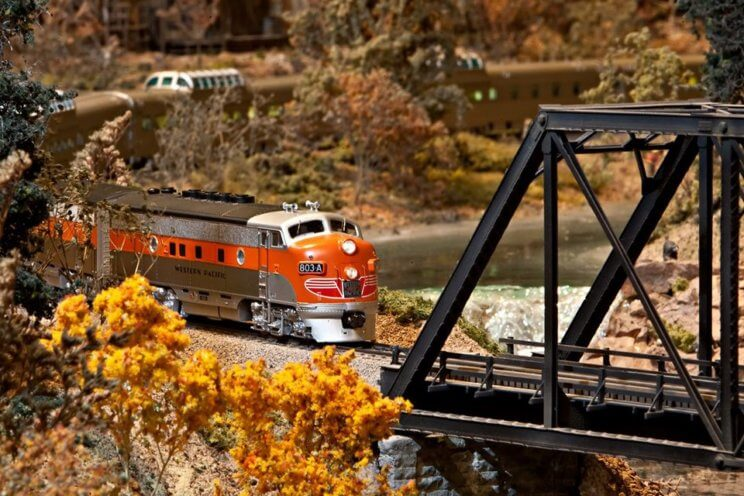 Colorado Model Railroad Museum | The Denver Ear