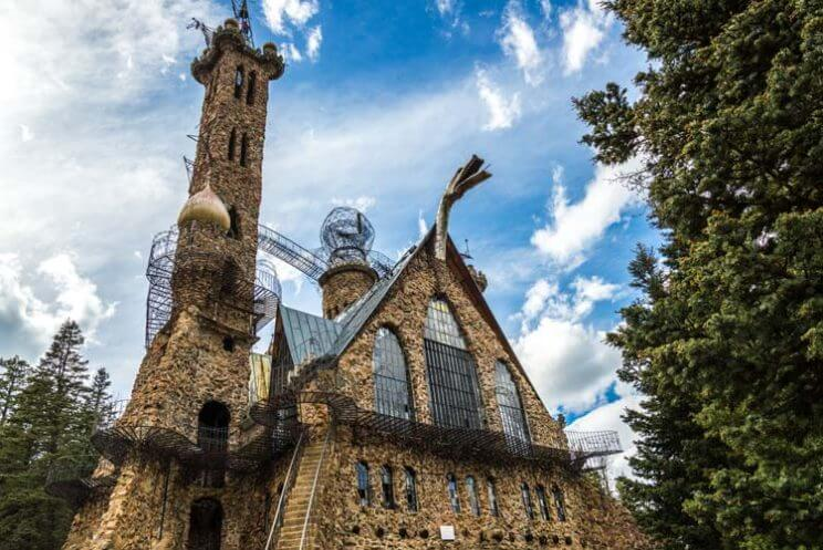 Bishop Castle   The Denver Ear