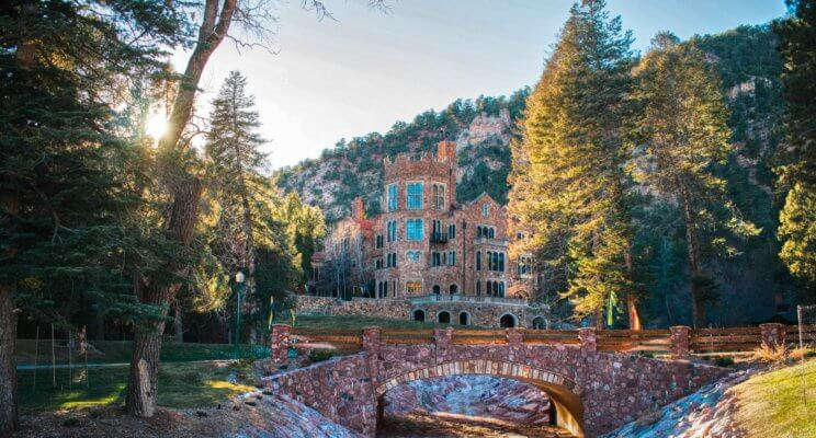 Glen Eyrie | The Denver Ear
