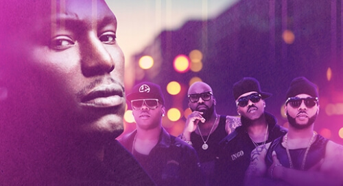 Ladies Night Out Part 3: Tyrese and Jagged Edge | The Denver Ear